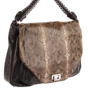 ✈️🆕 Tylie Malibu ♡ Jet Set Snake Crossbody Bag ♡